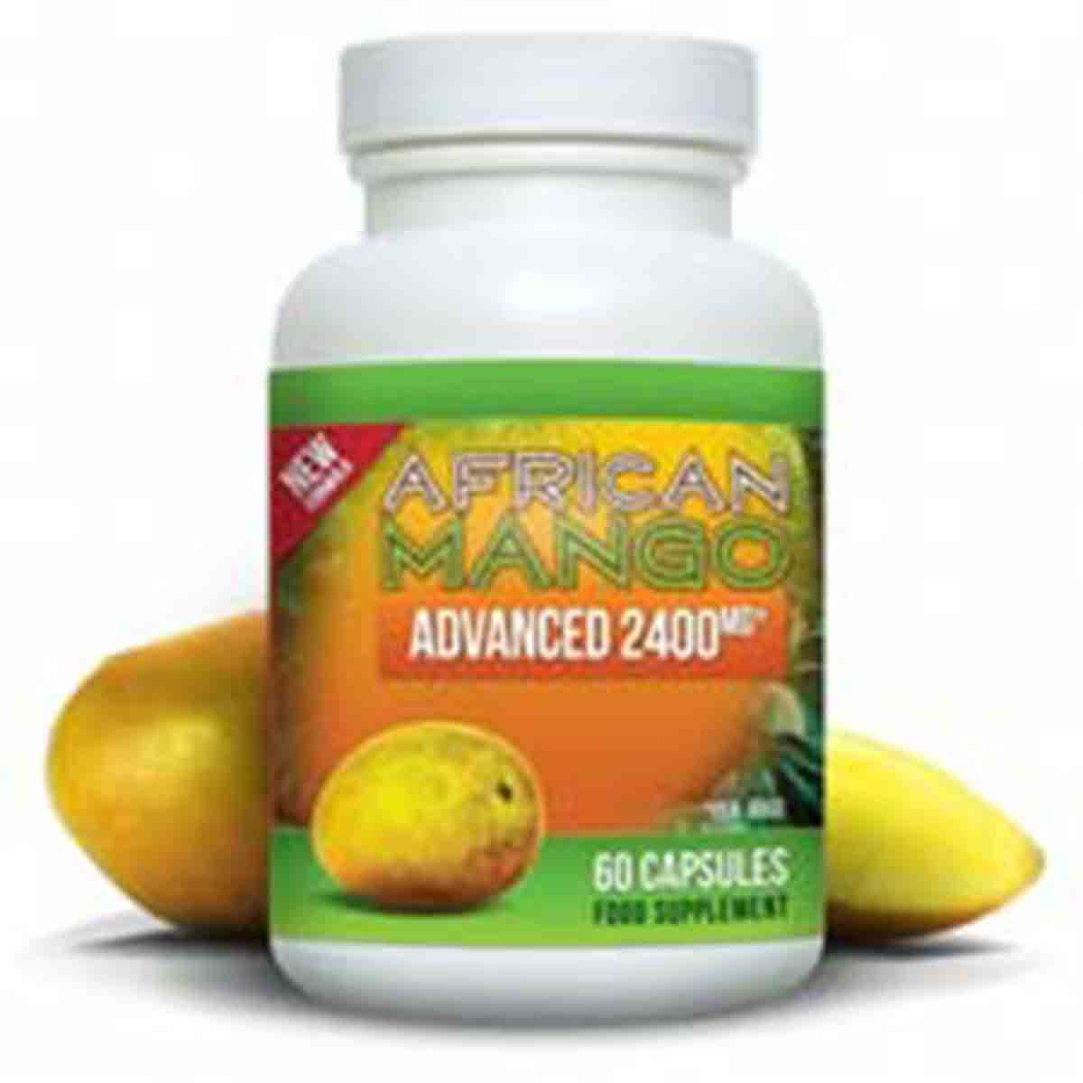African Mango Advanced 2400mg