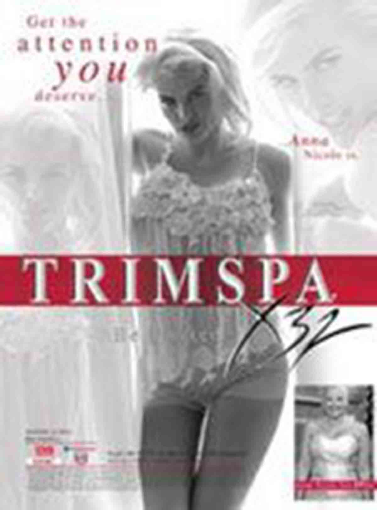 Anna Nicole Smith Trimspa