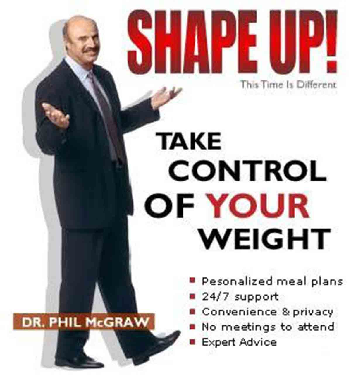 Dr Phil Shape Up