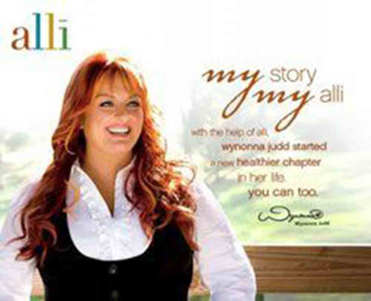 Wynonna Judd and Alli