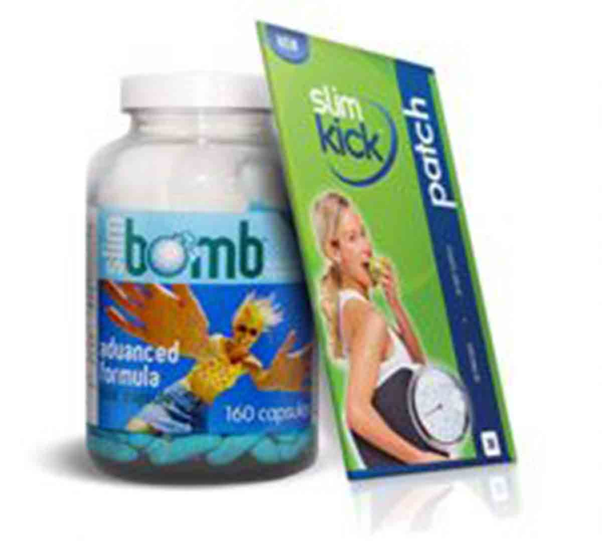 Slim Bomb with Free diet patches