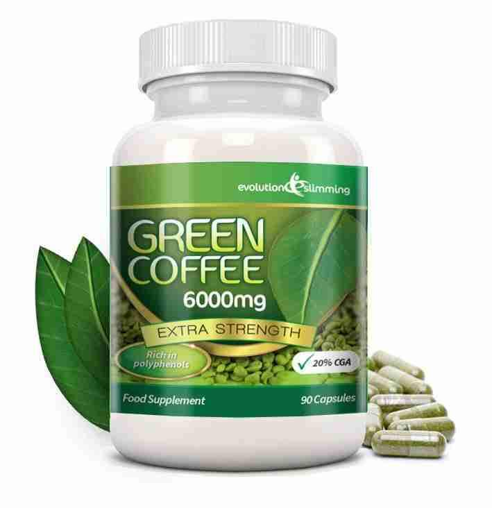 Evolution Slimming Green Coffee Extract