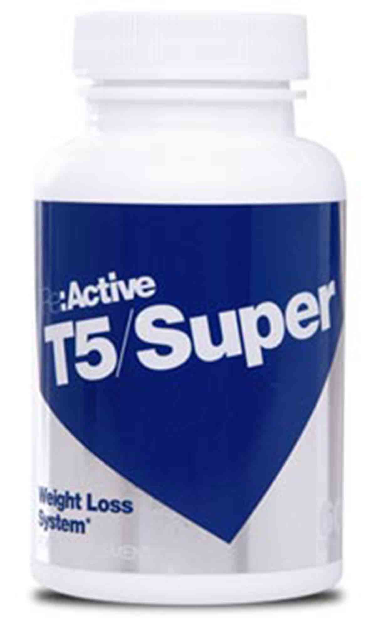 Reactive T5-super Diet pills