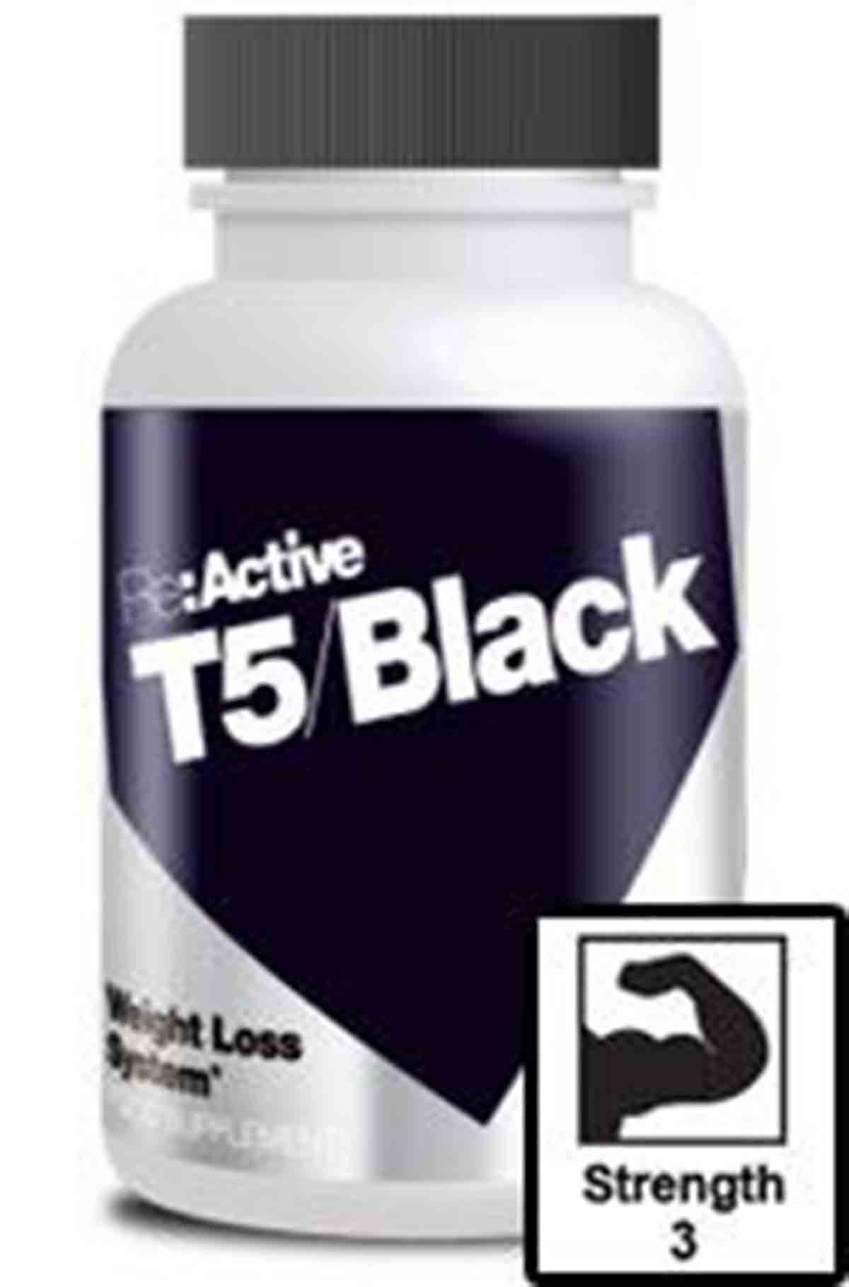 T5 Black Fat Burner