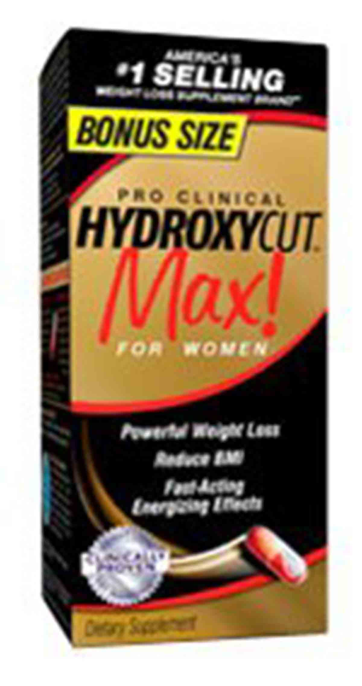 Pro Clinical Hydroxycut Max