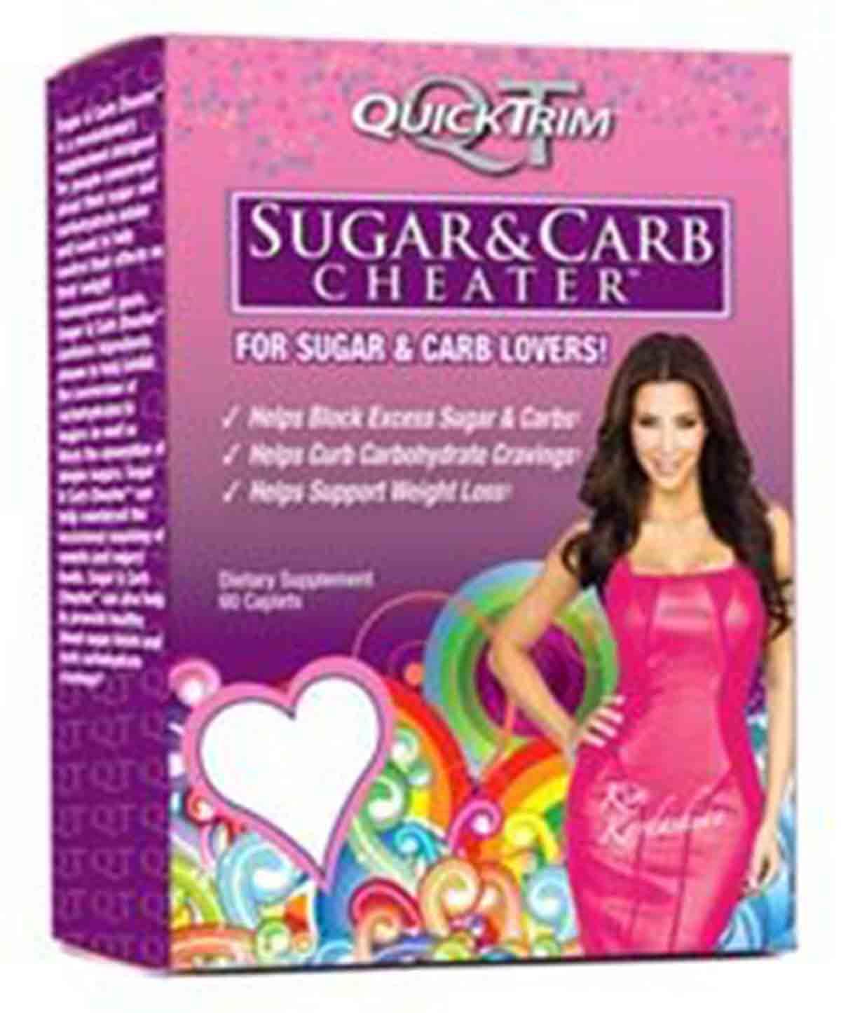 QuickTrim Sugar and Carbs Cheater