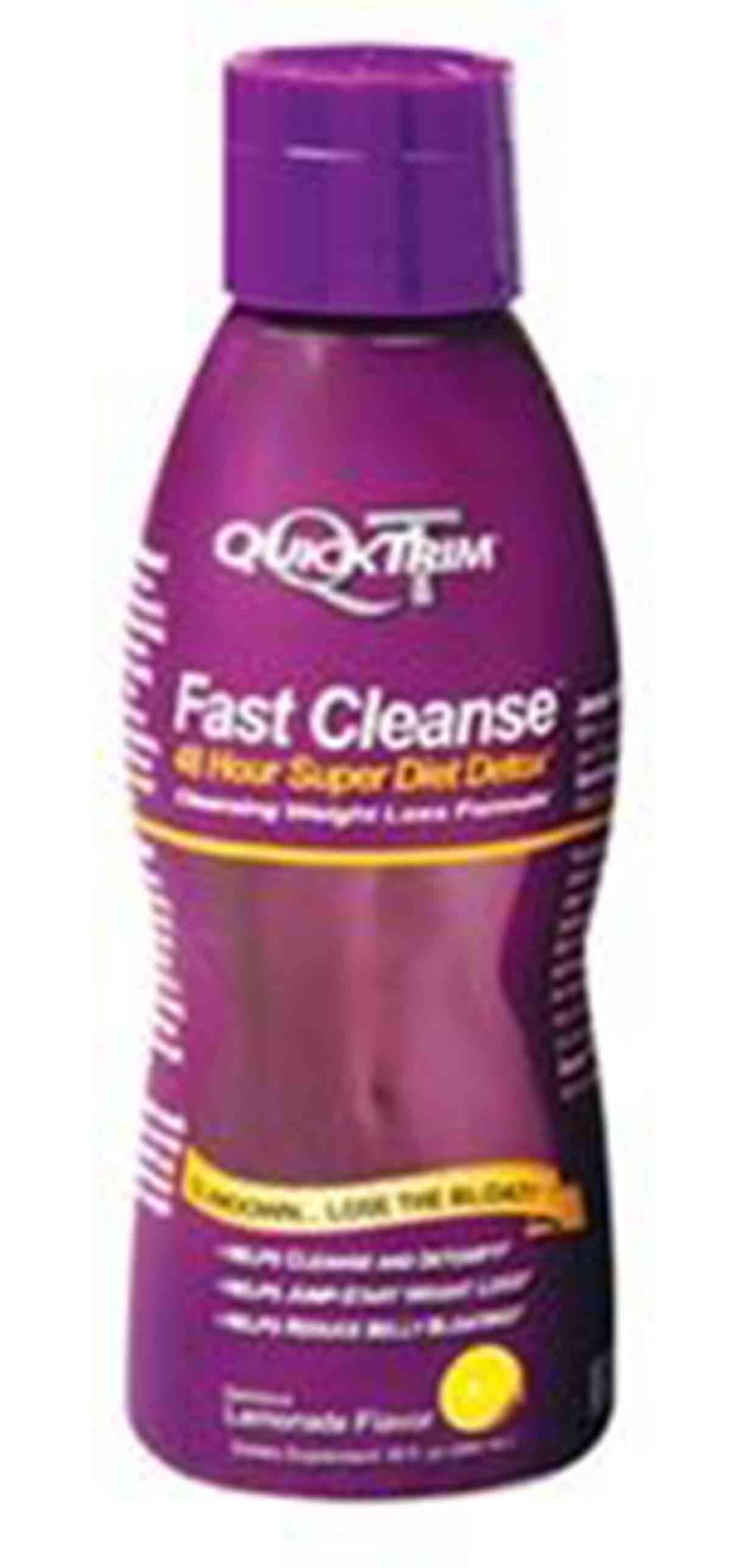 QuickTrim Fast Cleanse