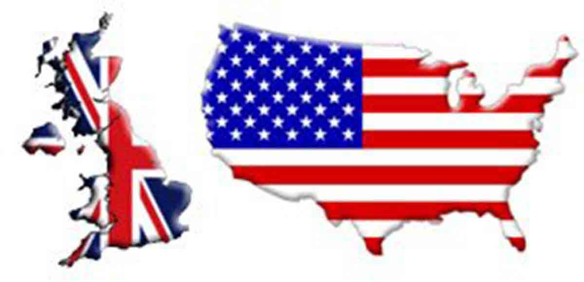 UK and USA
