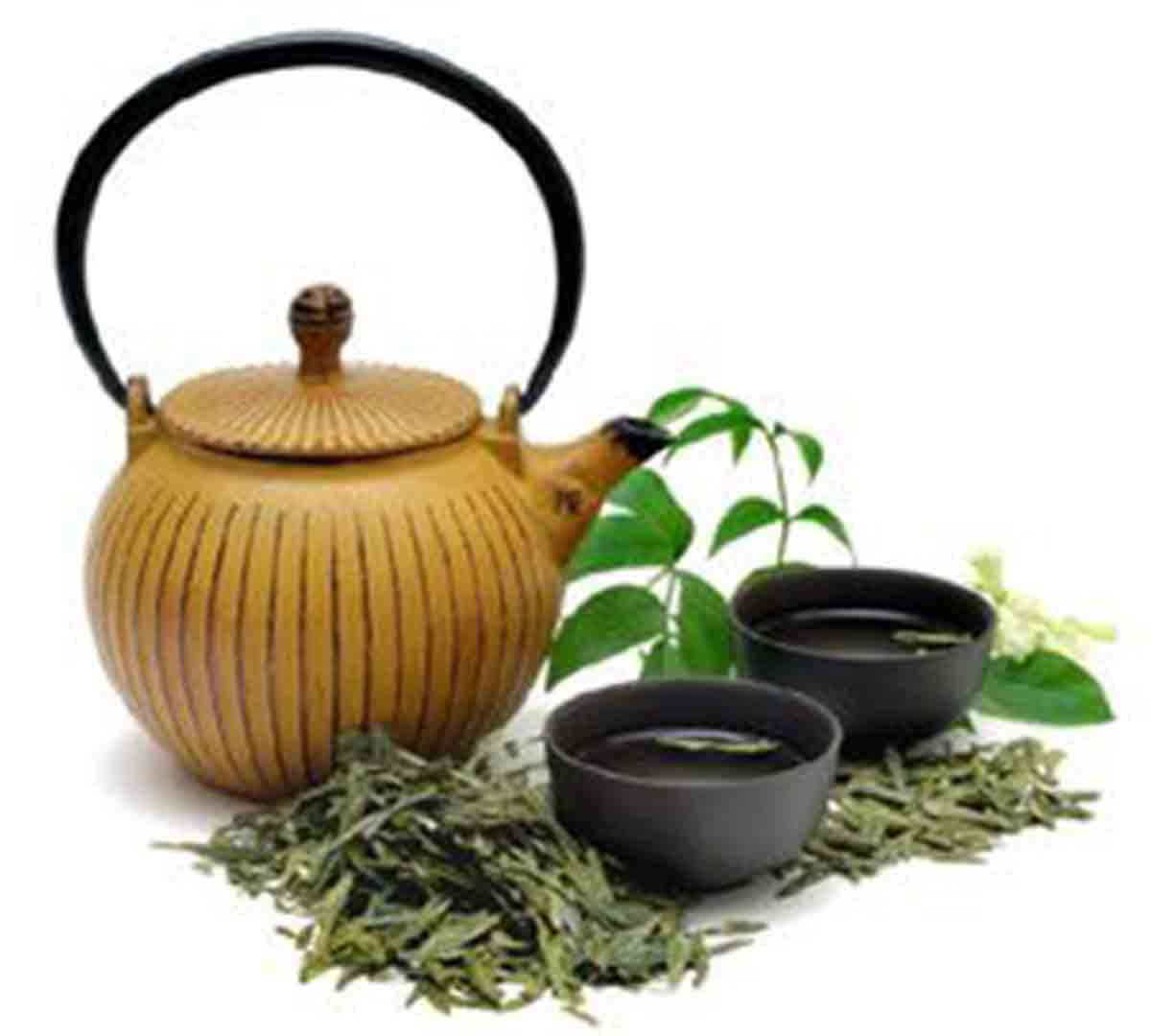 Chinese tea longjing