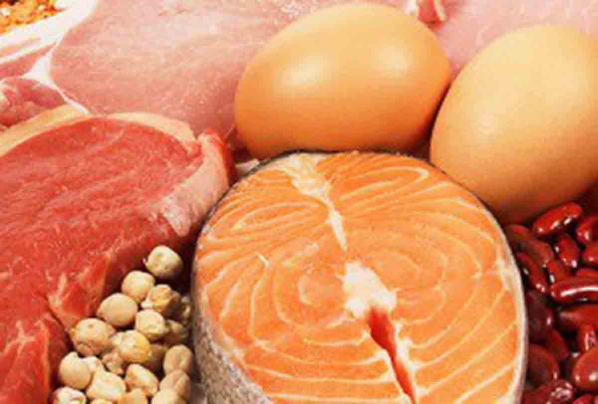 Atkins diet: Fish and meat
