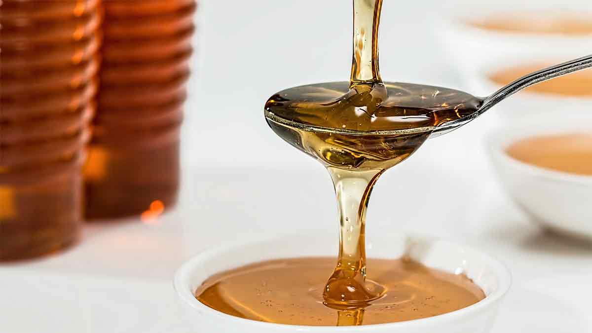 Fructose honey hidden fat
