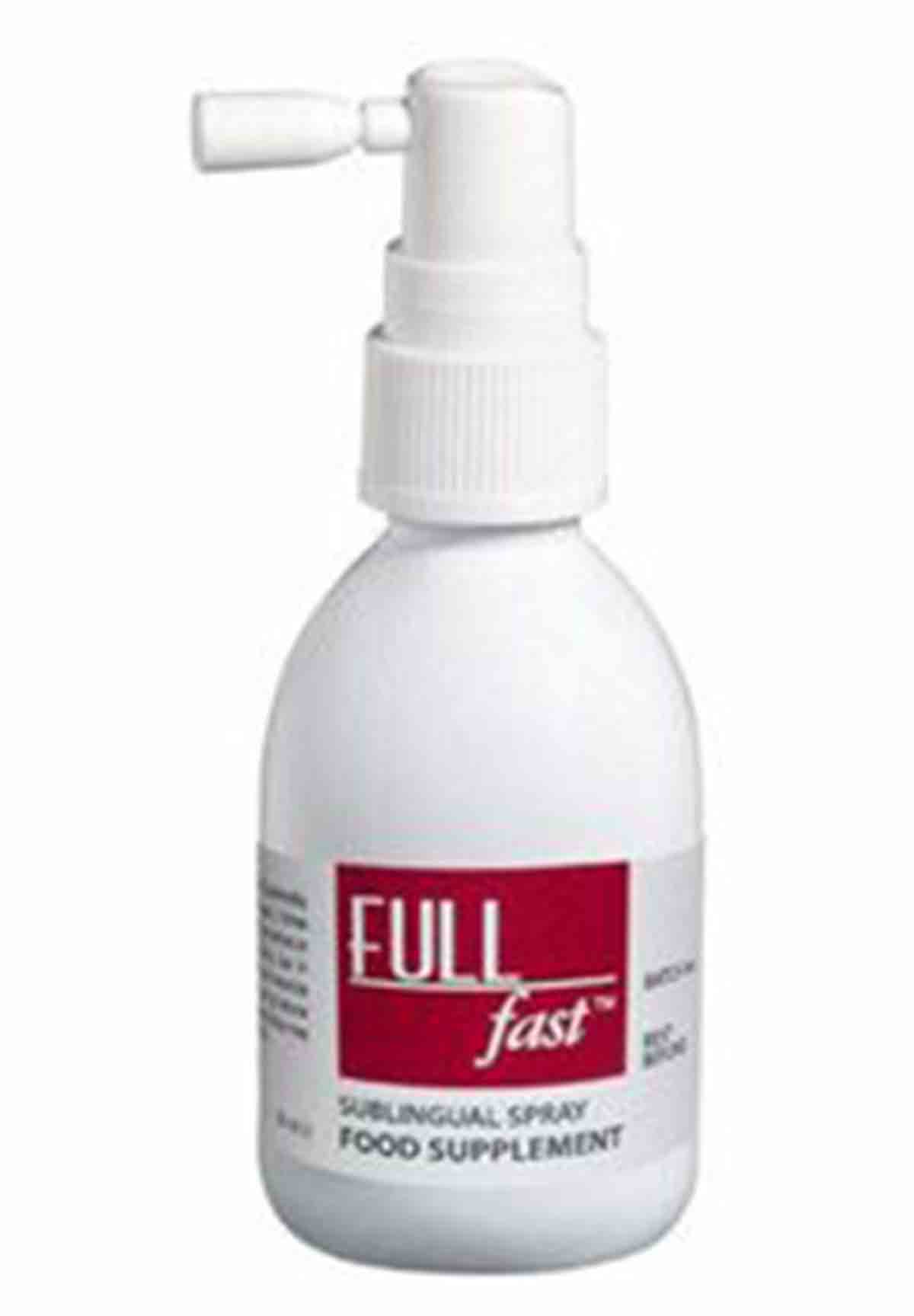 Full Fast oral weight loss spray