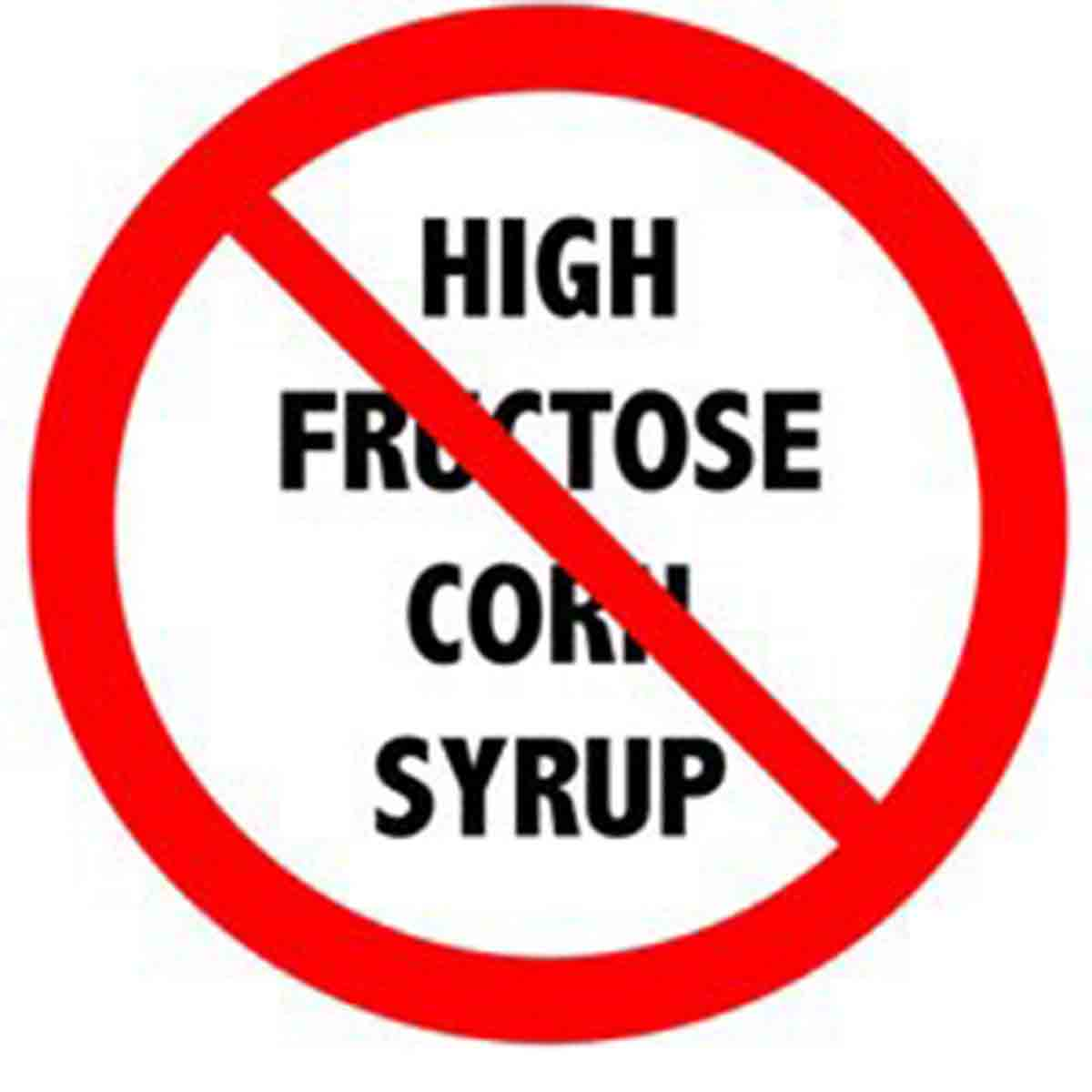 Dangers of high fructose and corn syrup