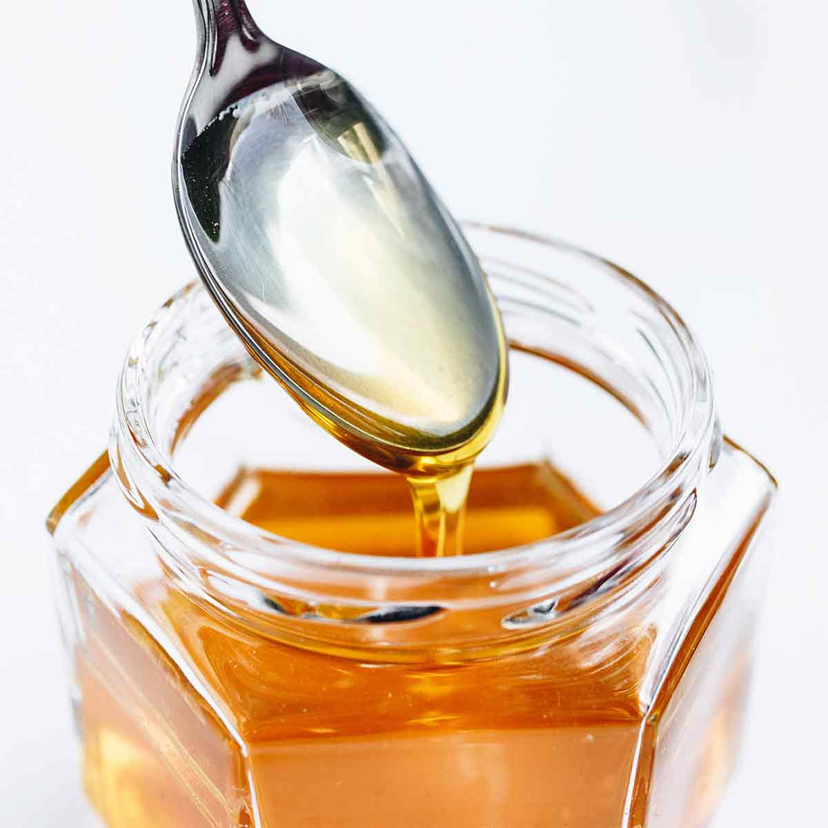 Honey high in fructose