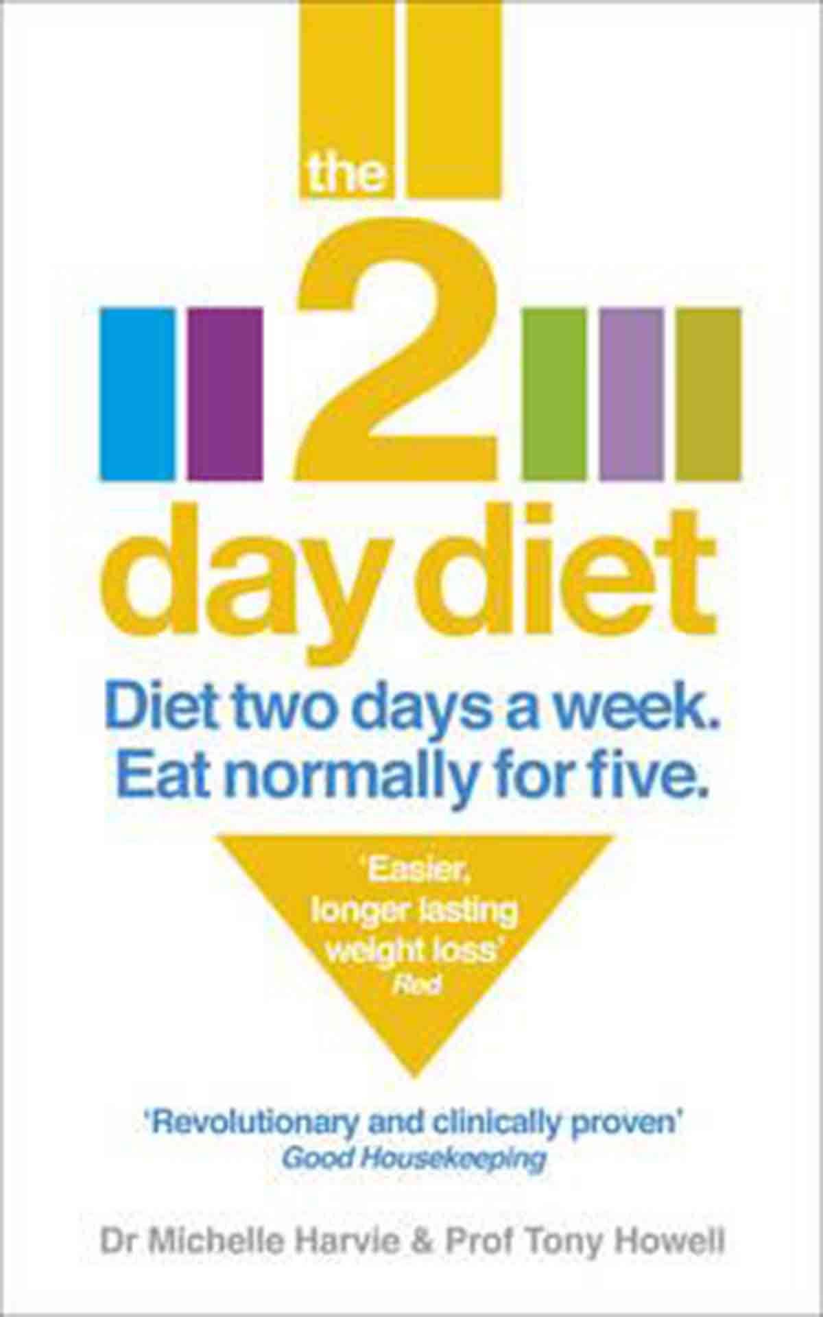 The 2 Day Diet book