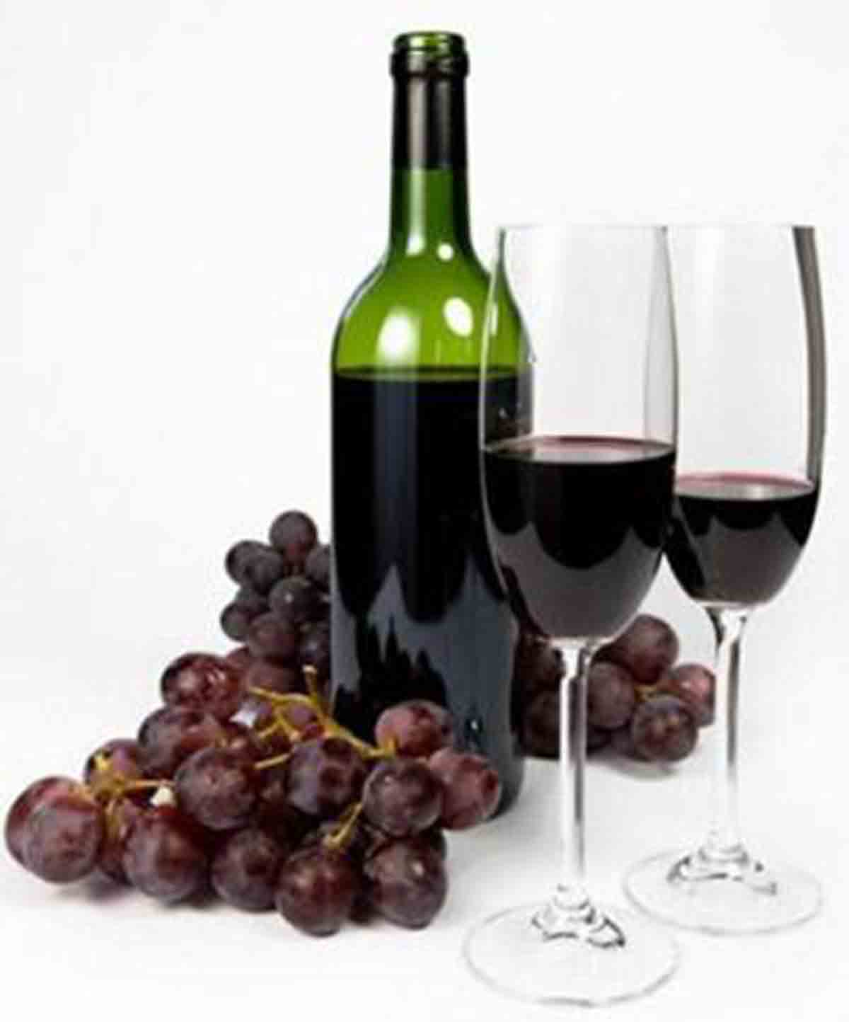 Resveratrol red wine