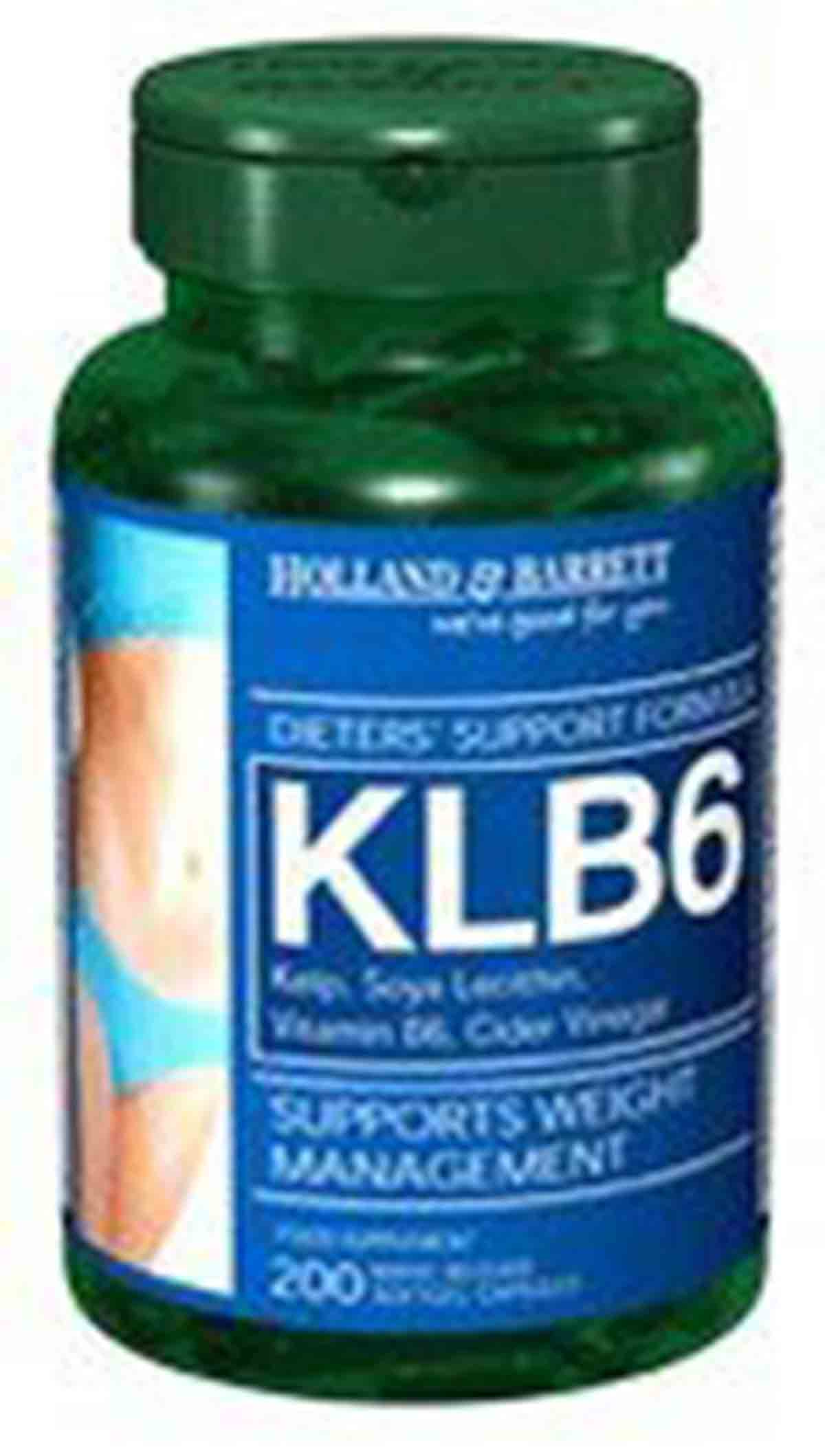 KLB6 Holland and Barratt