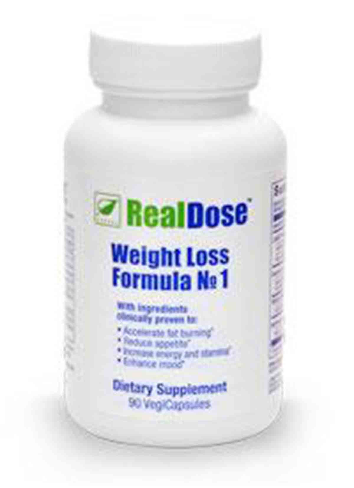 Real Dose Weight Loss Formula No1