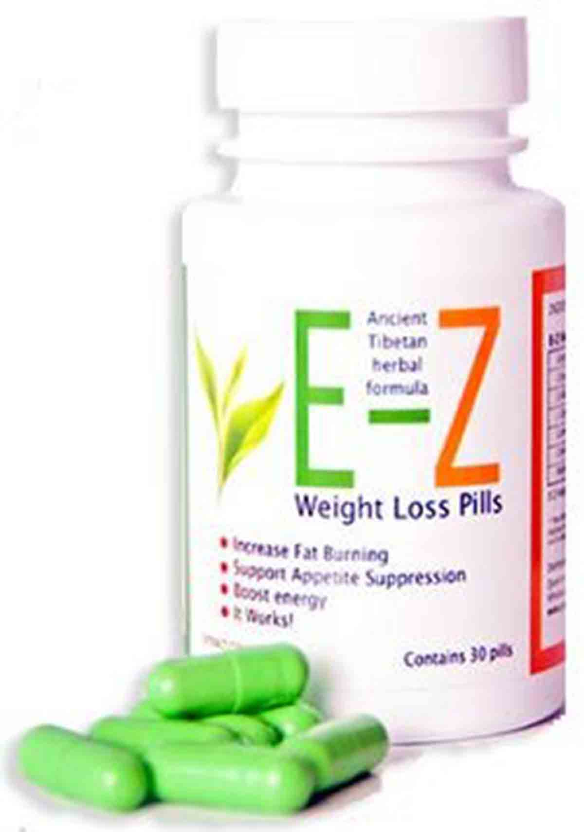 Easy E-Z Weight Loss Pills