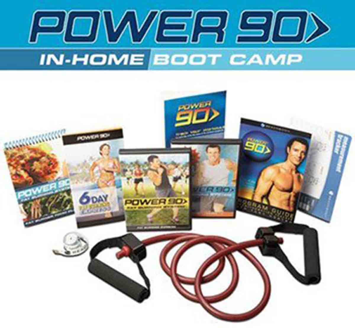 Power 90 In Home Boot Camp