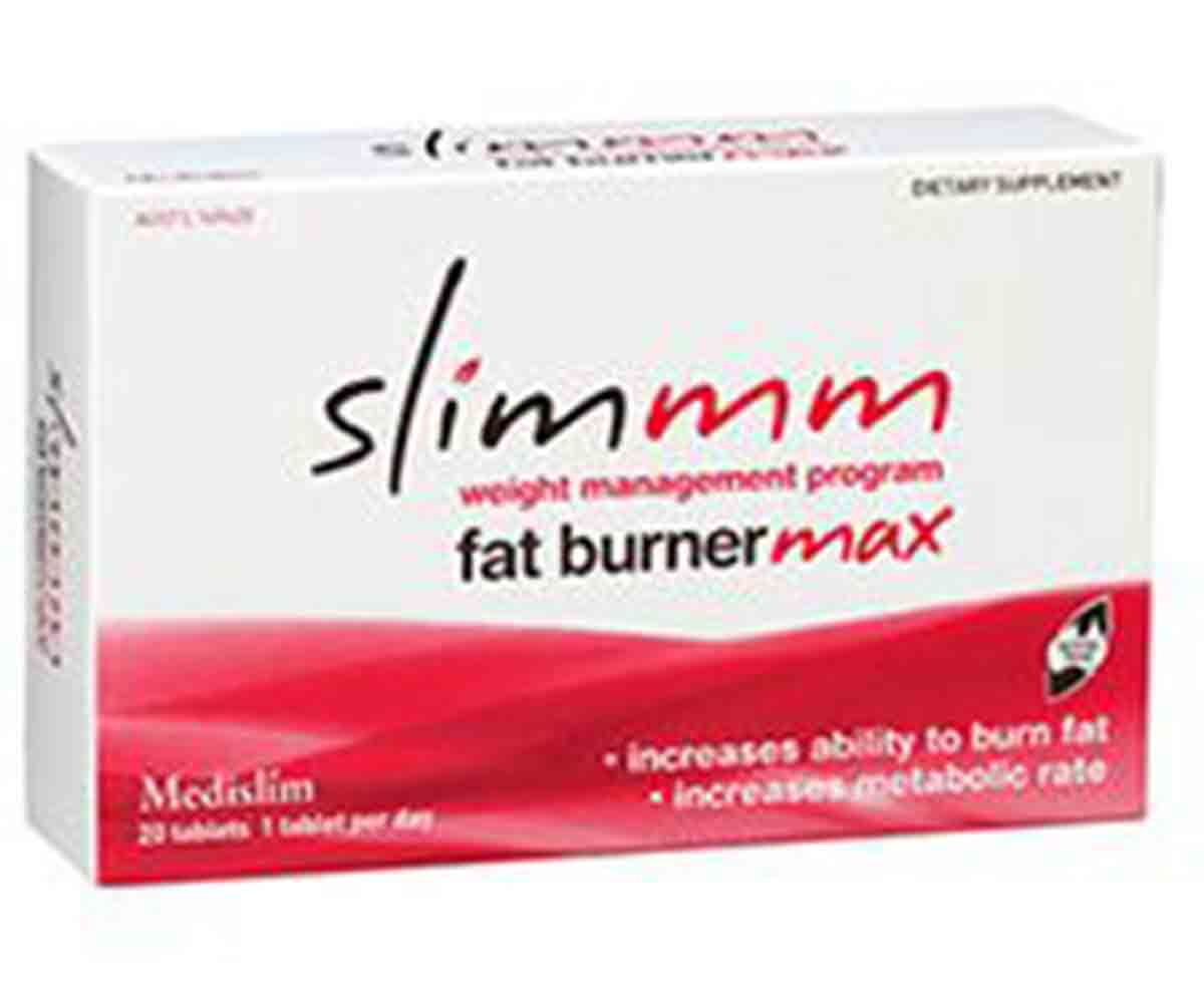 Slimmm Fat Burner Max