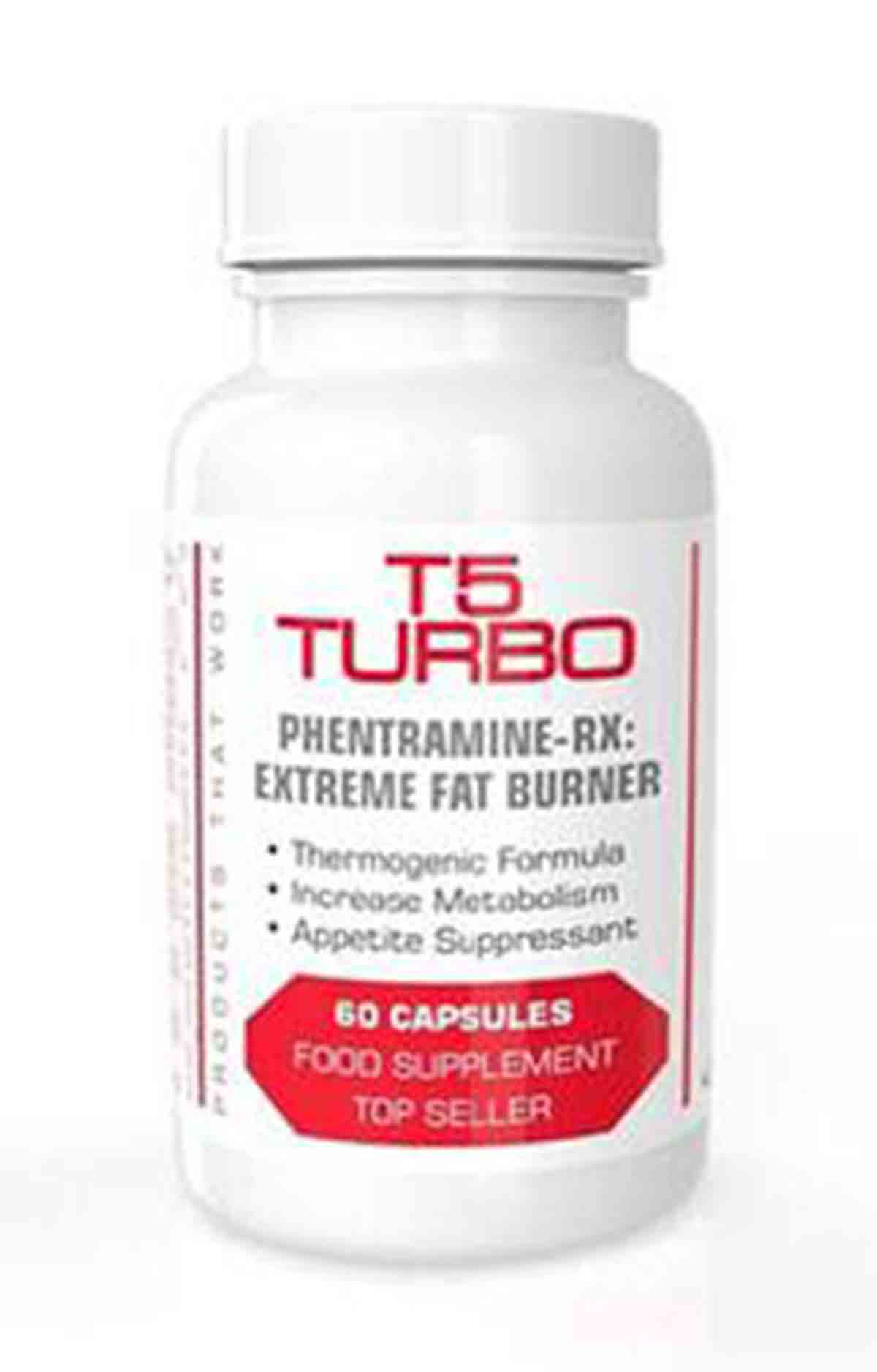 Optimum Fx T5 Turbo Phentramine-RX