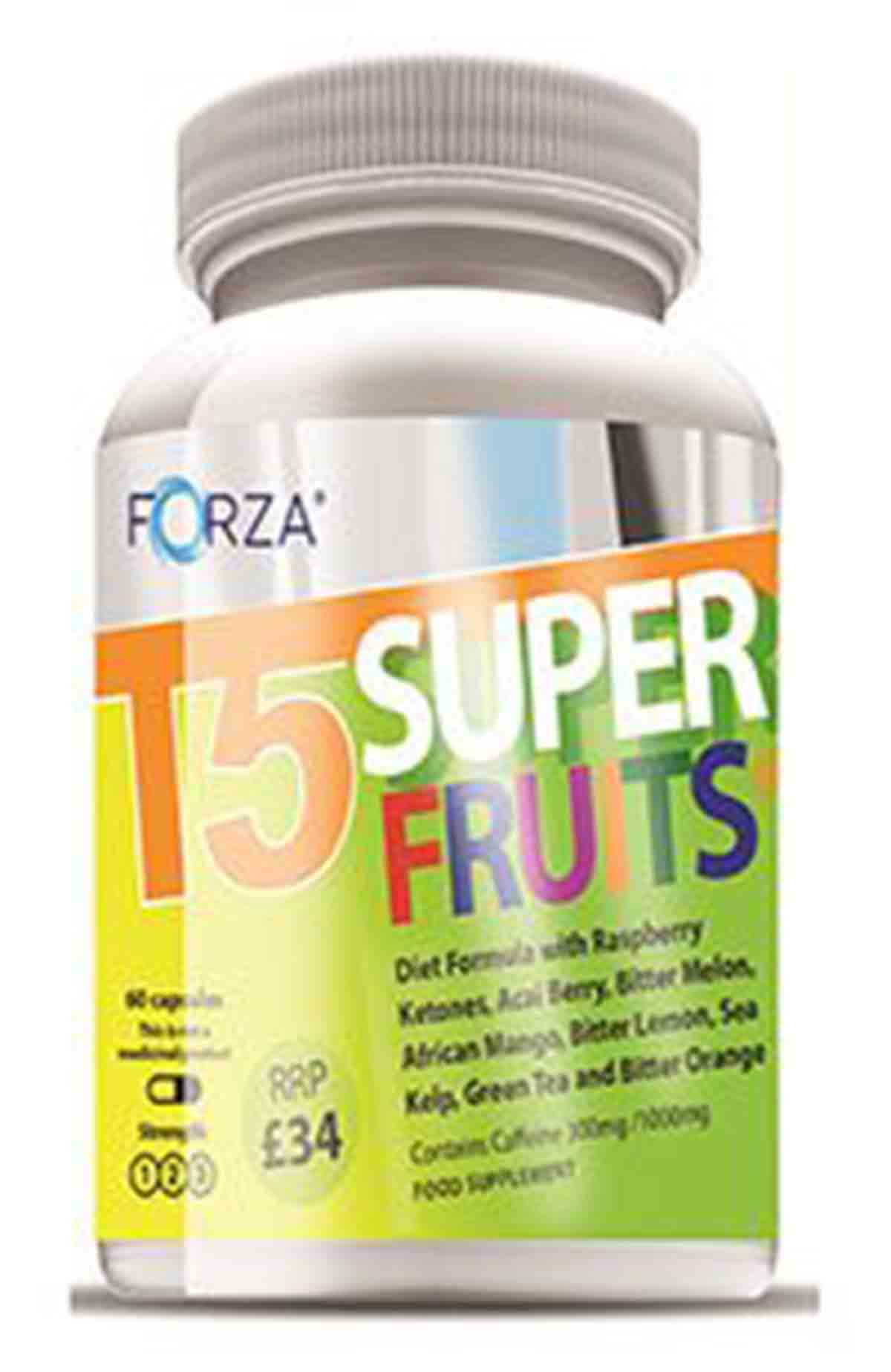 T5 Super Fruits