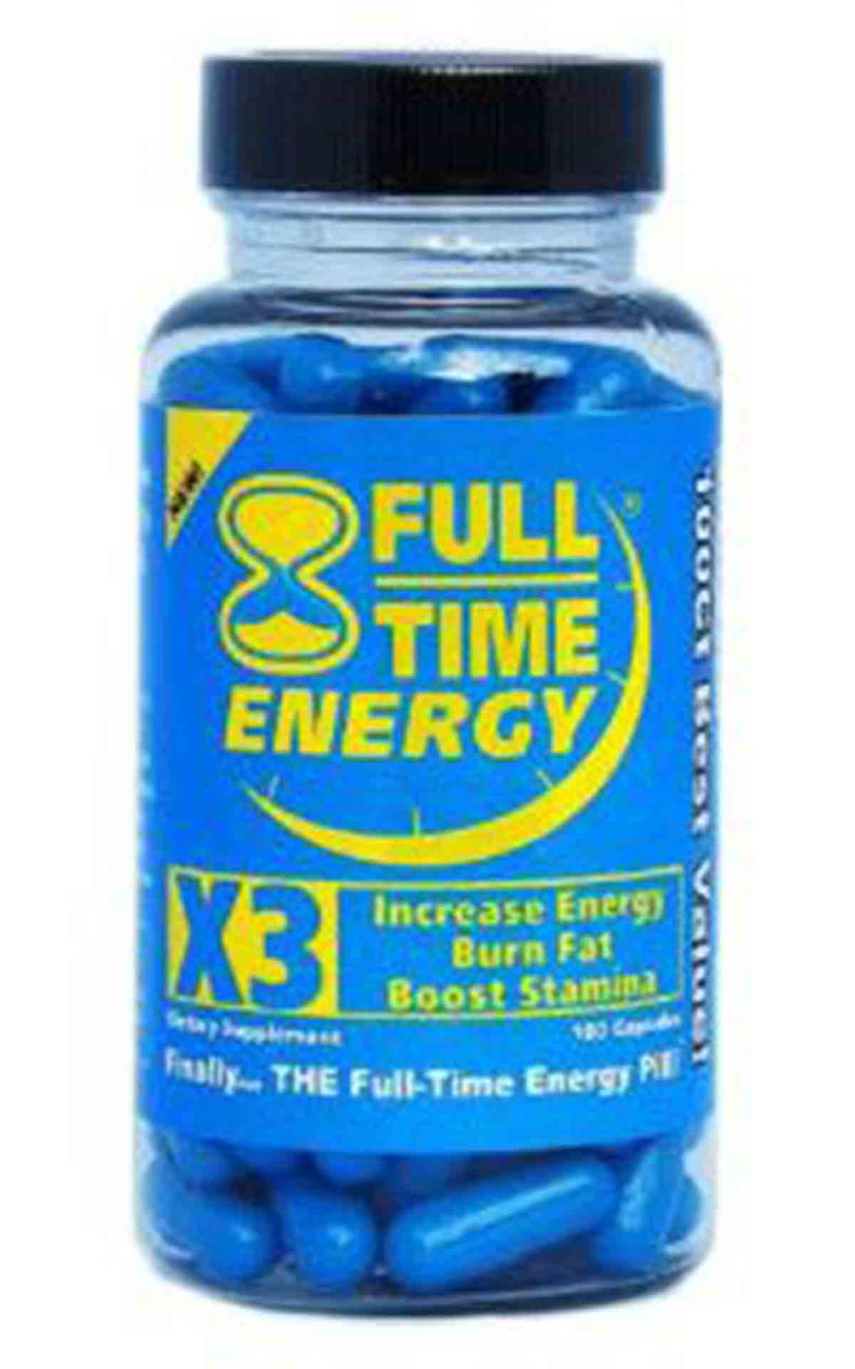 Full-Time Energy X3