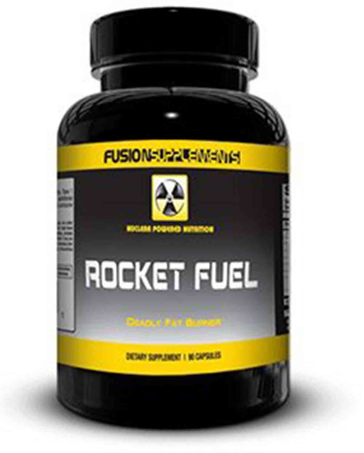 Fusion Supplements Rocket Fuel