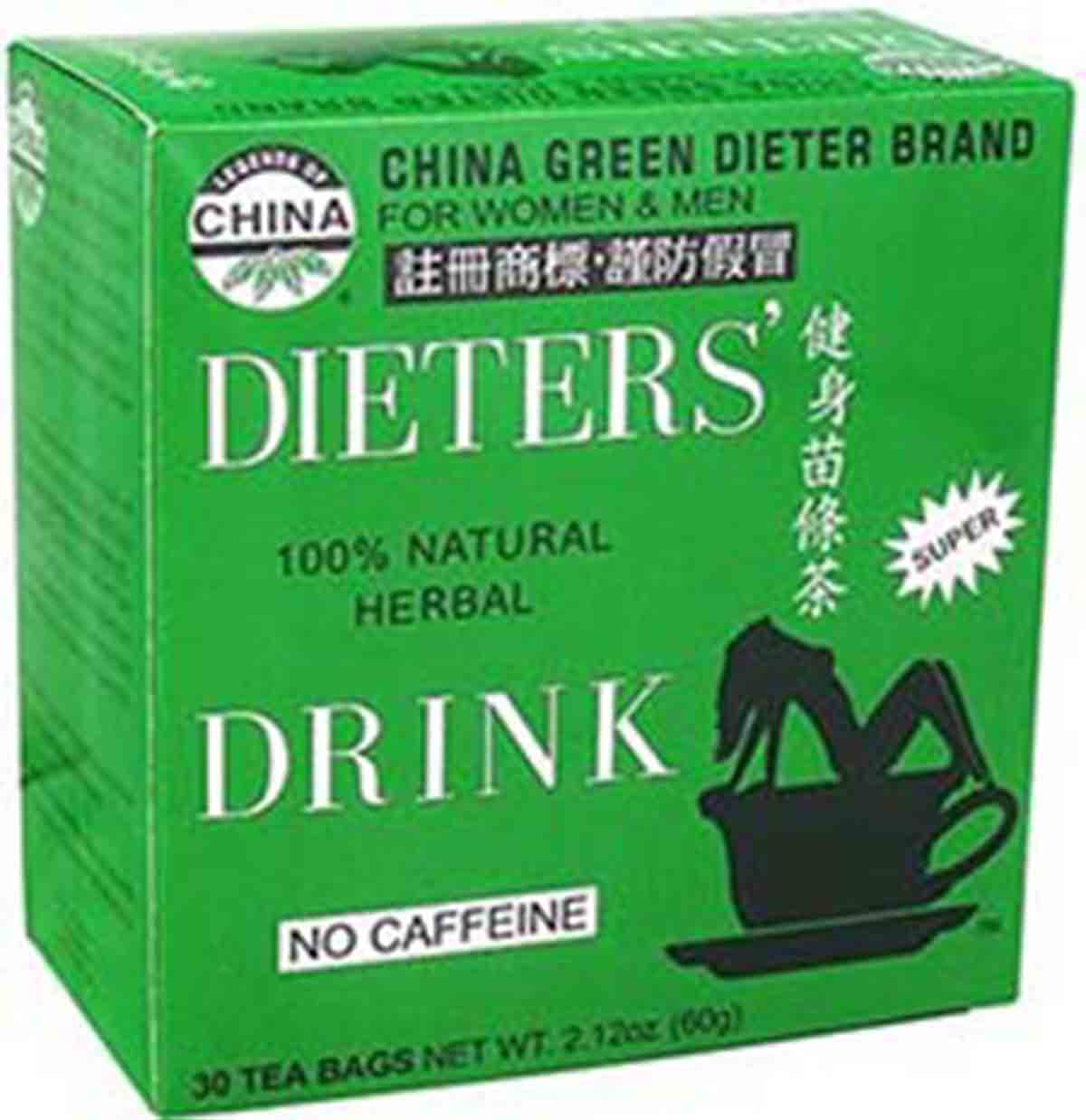 Ballerina Tea Bebida Dietetica