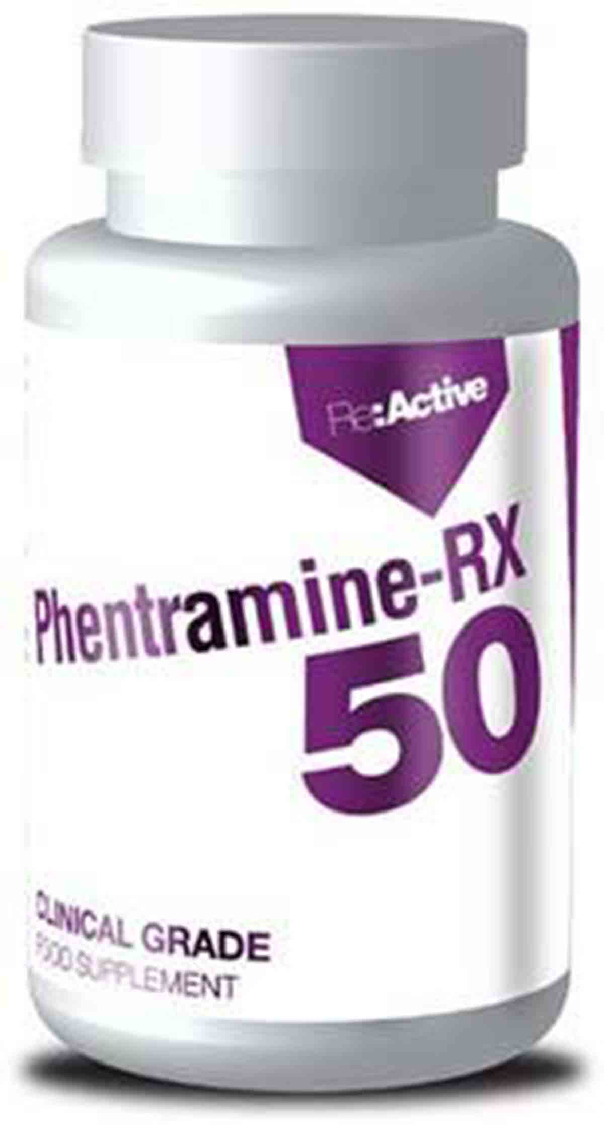 Re-Active Phentramine-RX 50