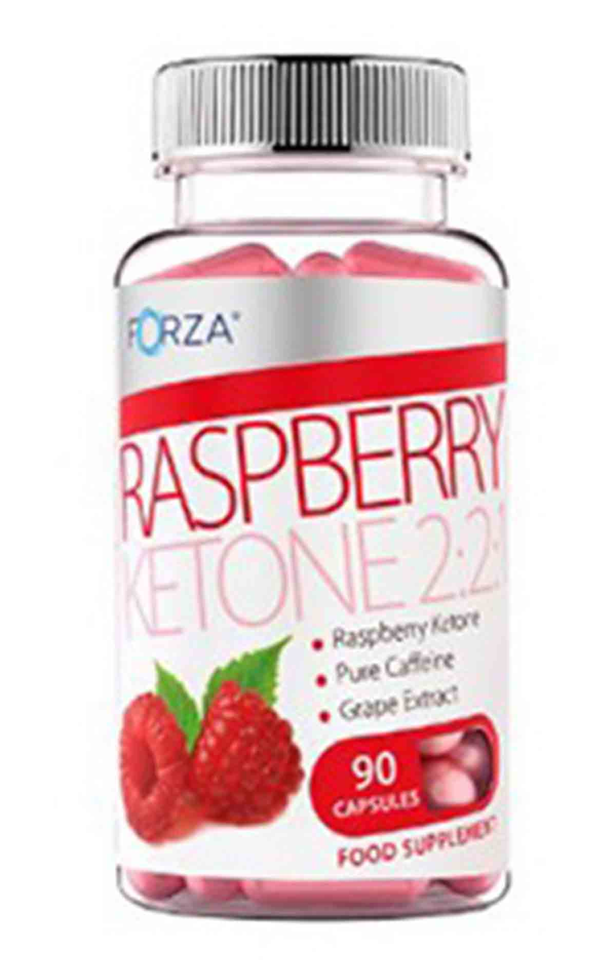 Forza Raspberry Ketone with Collagen