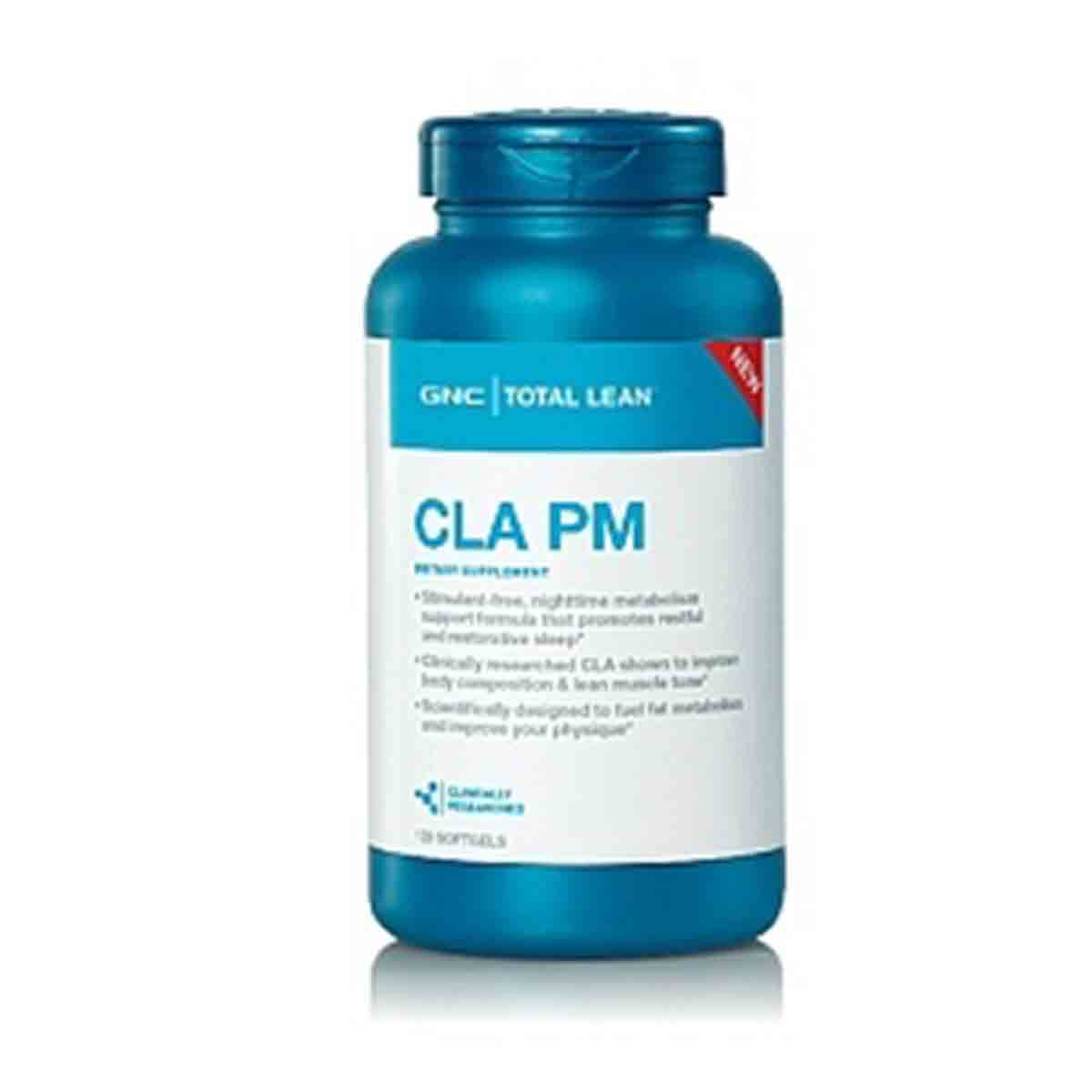 GNC Total Lean CLA PM