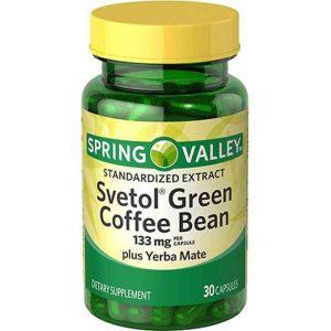 Spring Valley Svetol Green Coffee Bean