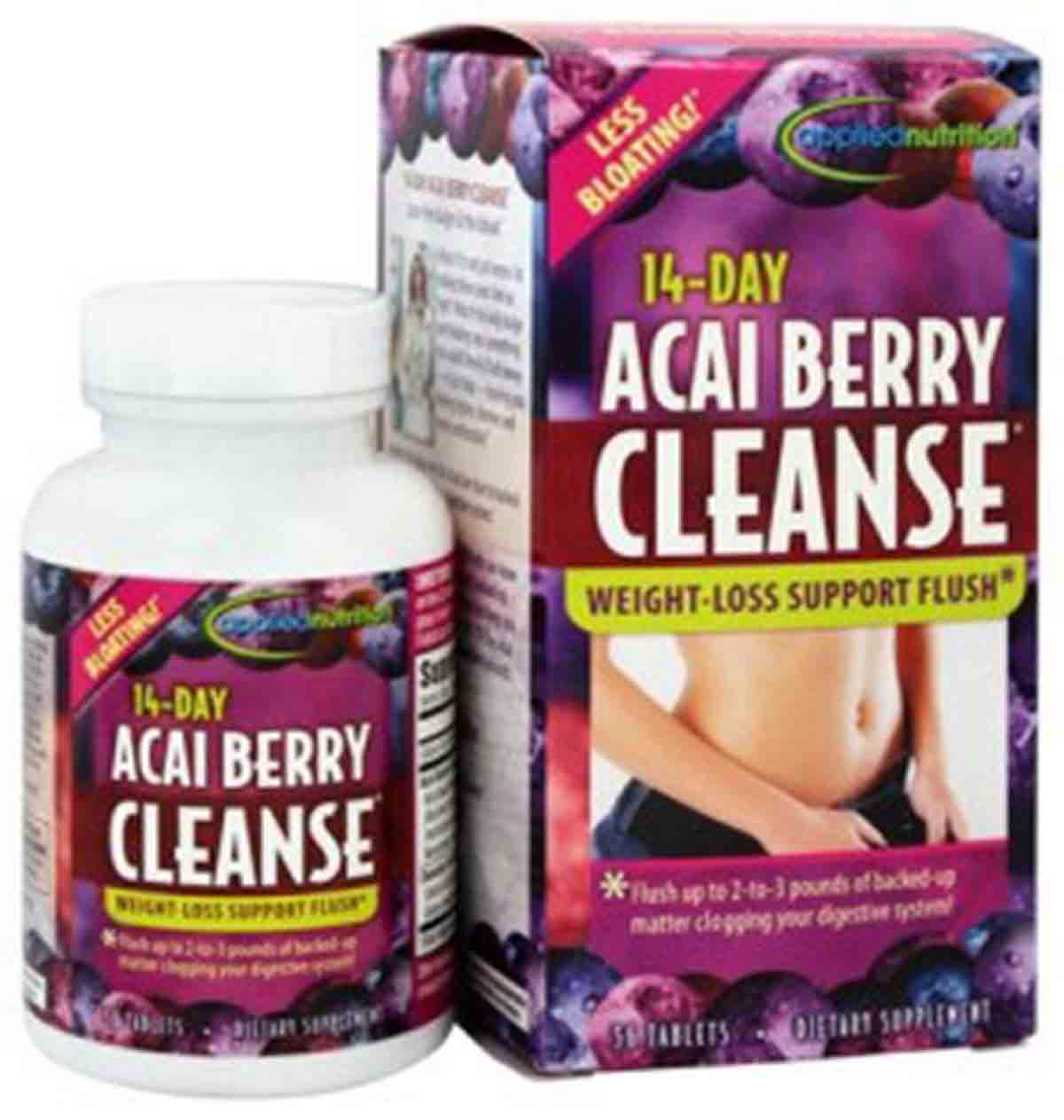 Acai Berry Cleanse Supplement