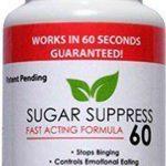 Sugar Suppress 60 Comparison