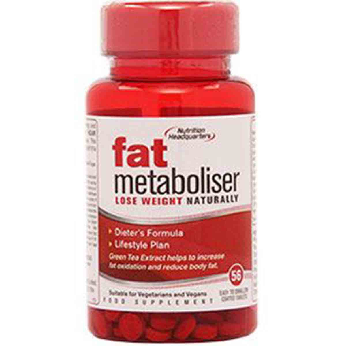Fat Metaboliser Holland and Barrett
