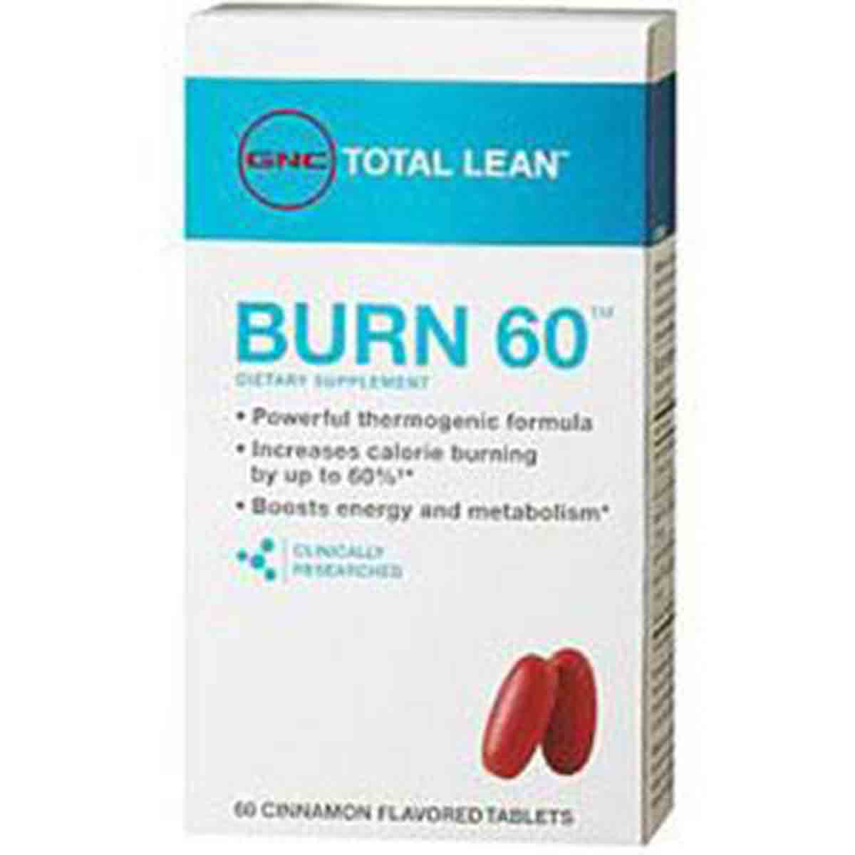 GNC Total Lean Burn 60