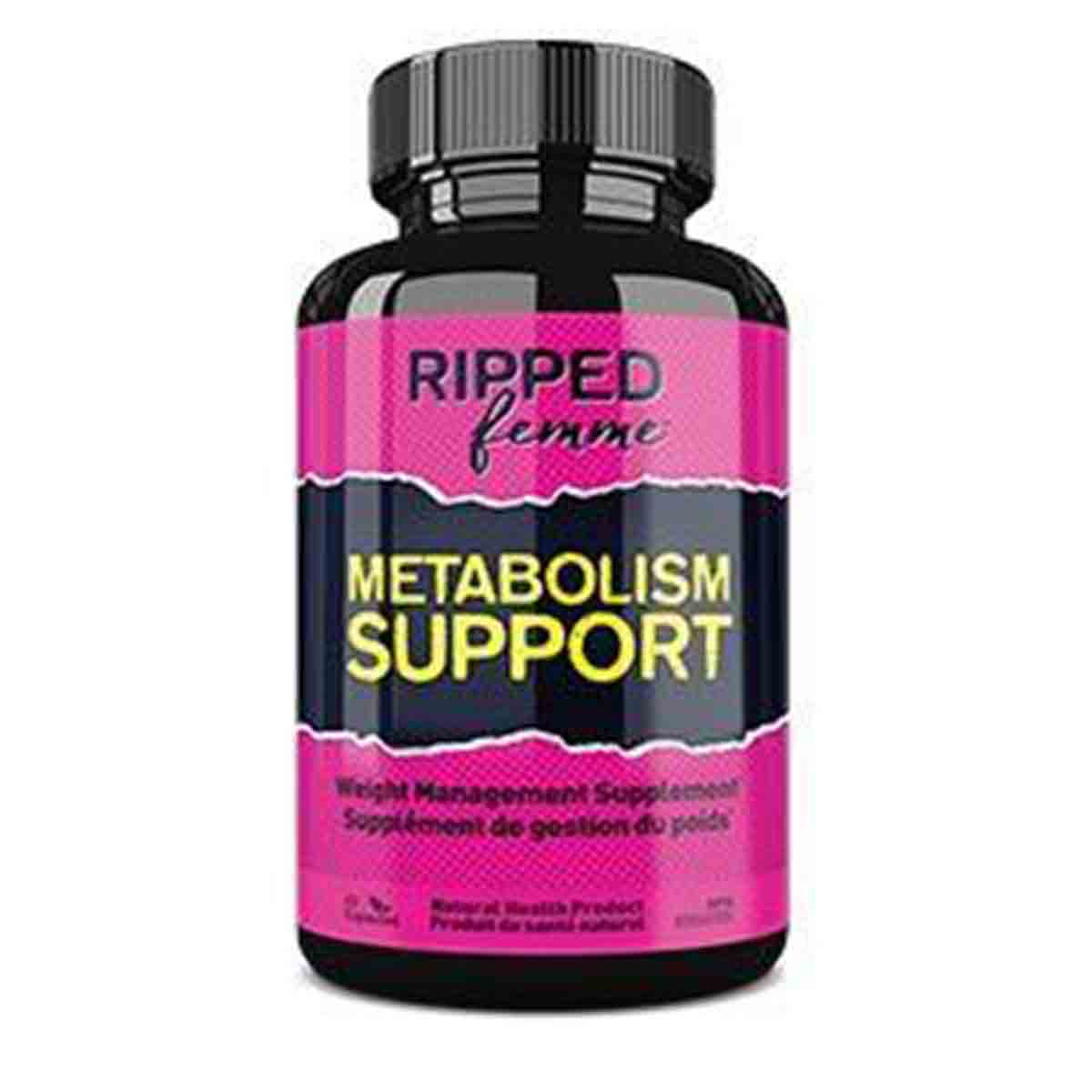 Ripped Femme Metabolism Support