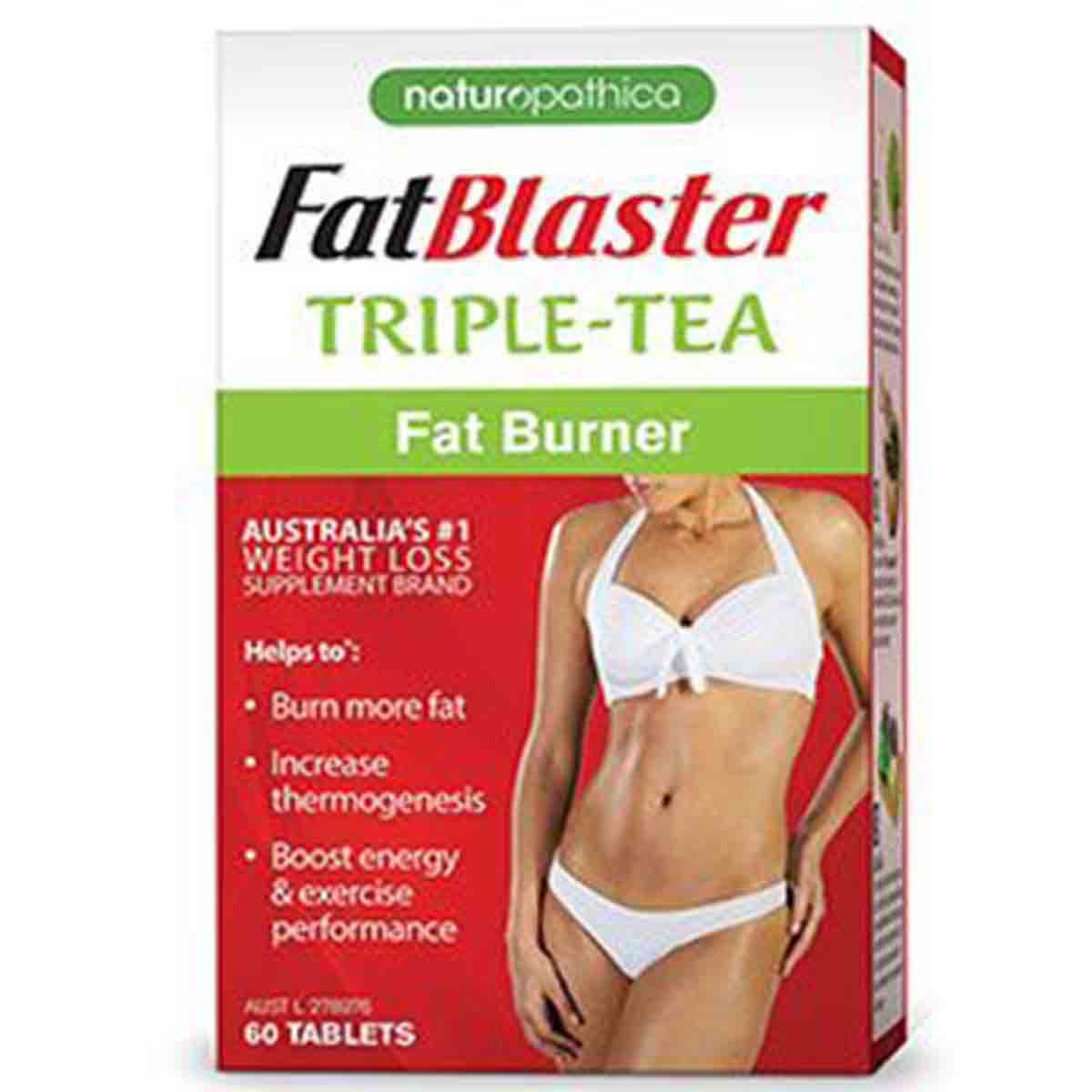 Fat Blaster Triple Tea
