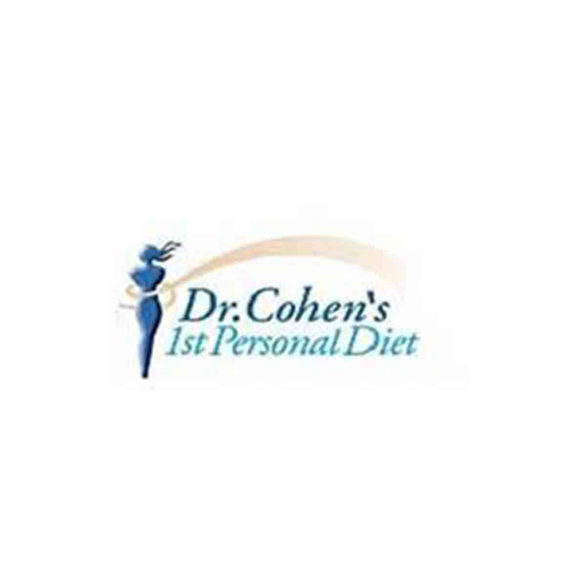 Dr. Cohen's First Personal Diet