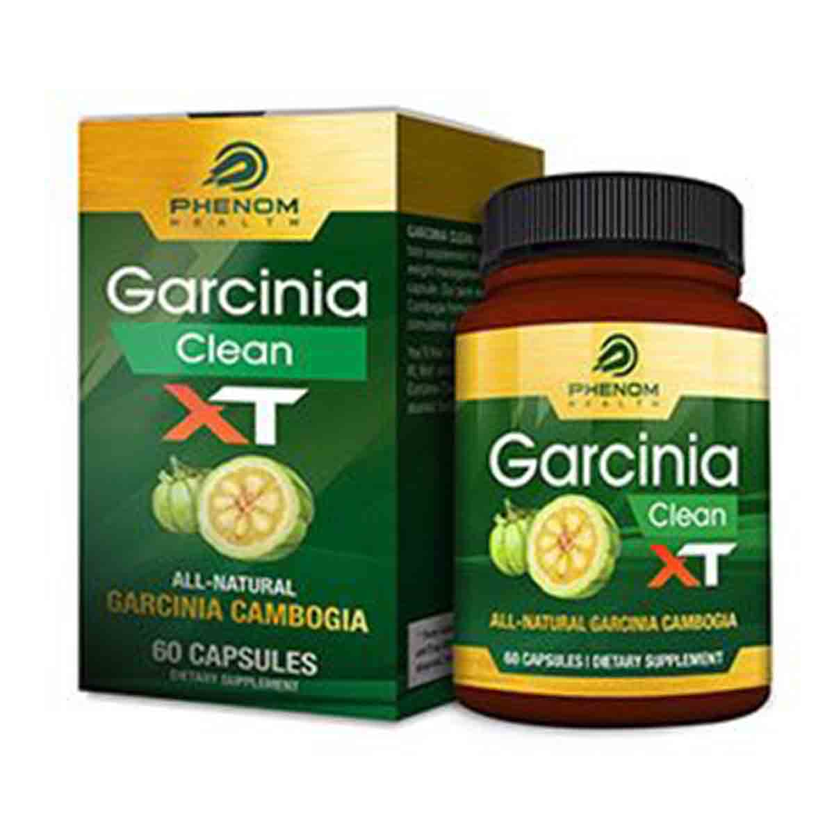 Phenom Health Garcinia Clean XT