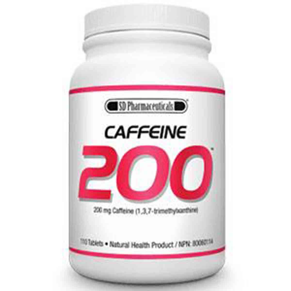 SD Pharmaceuticals Caffeine 200