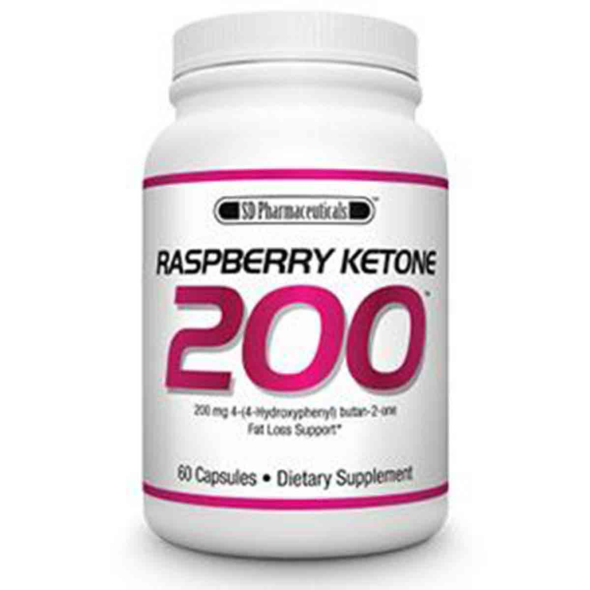 SD Pharma Raspberry Ketone 200