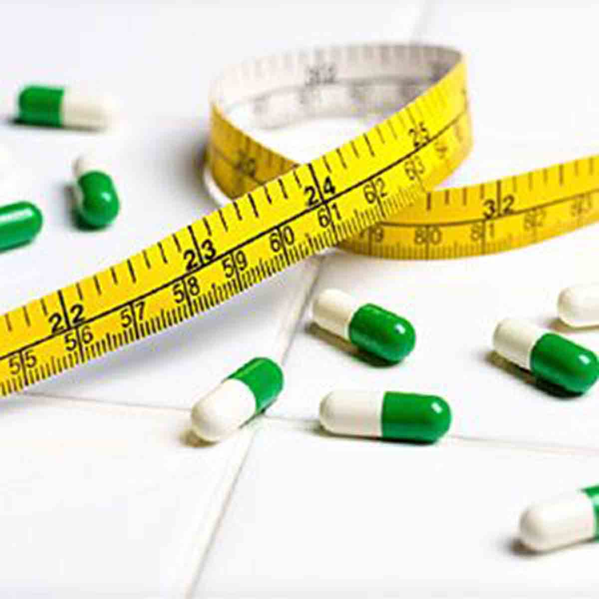 Another Top 5 Weight Loss Pill Myths, bottle tape measurer