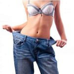 Another Top 5 Weight Loss Pill Myths, woman loose jeans
