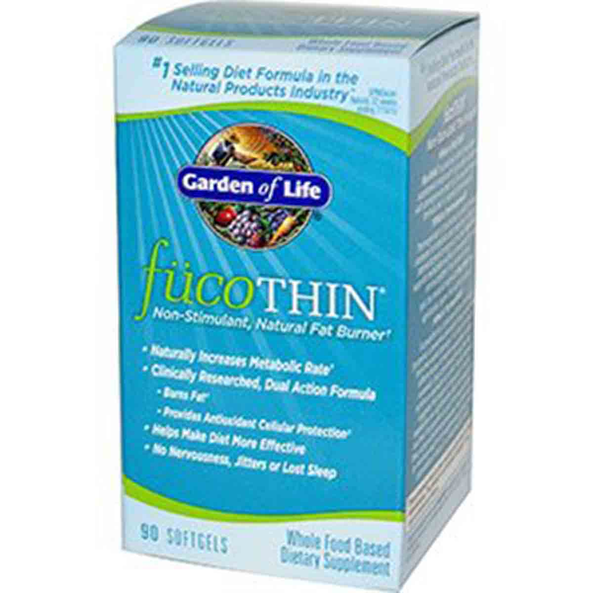 Garden Of Life FucoTHIN Fat Burner