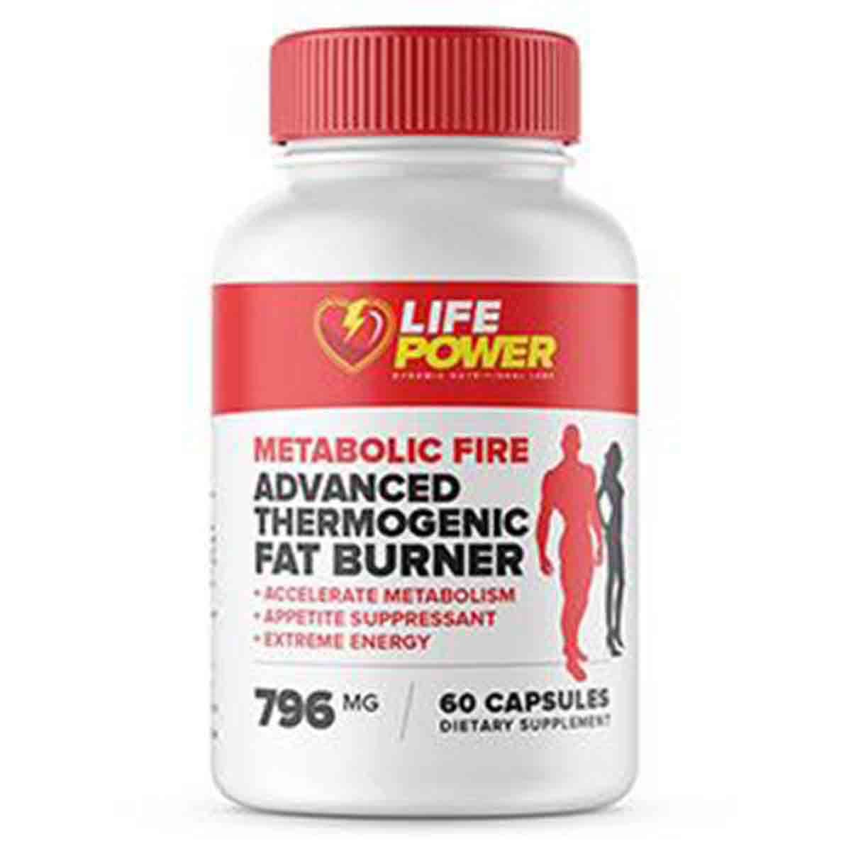 LifePower Labs Metabolic Fire