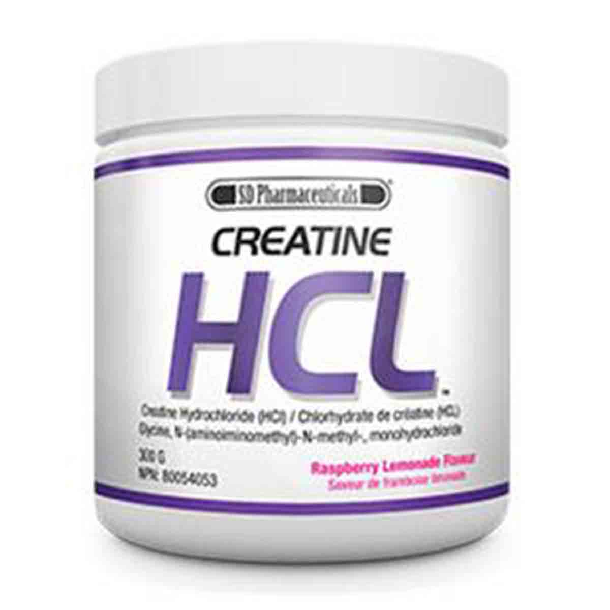 SD Pharmaceuticals Creatine HCL
