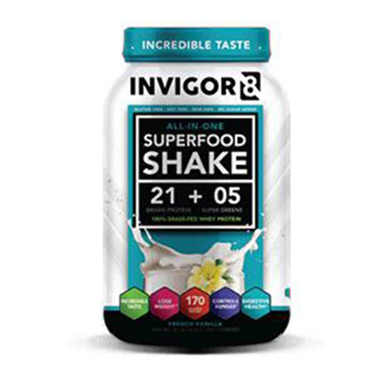 Invigor8 Superfood Shake